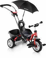 Трехколесный велосипед Puky CAT S2 Ceety красный