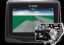 Система автоматического вождения  (автопилот) Hexagon на  Сaterpillar