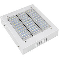 "LED прожектор для АЗС накл. HOROZ ELECTRIC ""EAGLE"" 110W 6400K 11000Lm"