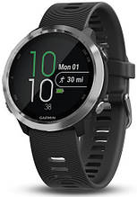 Спортивний годинник Garmin Forerunner 645 With Black Coloured Band