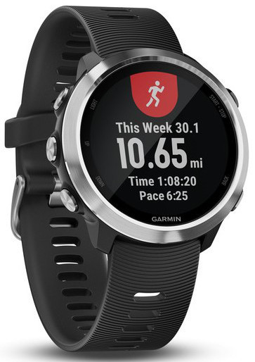 Спортивний годинник Garmin Forerunner 645 With Black Coloured Band ... 4a558f7edcadb