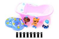 """Набор игрушек """"Octonauts"""" с ванной в кор. 25*14*12 см. /96/(TM6622)"""