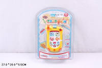 "Телефон мобильный PLAY SMART 7434 ""Чудо телефон"" муз.свет.пласт.27*20*5,5 ш.к./72/(7434)"