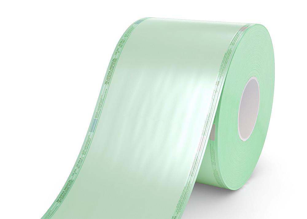 Рулон плоский для стерилизации Steriking 400 мм х 200 м