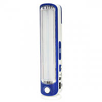 LED Светильник аккумуляторный HOROZ ELECTRIC RIVALDO-12 12W синий 320*71мм 790Lm