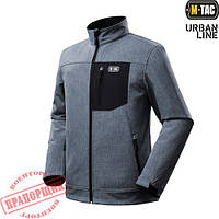 M-TAC КУРТКА RAINSTAR SOFT SHELL GREY, фото 1