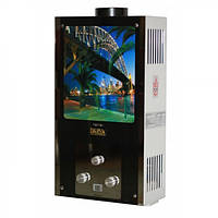 Газовая колонка Darya JSD 10 GT 5 LCD Мост газовый проточный водонагреватель