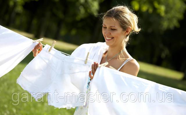 Советы о том, как без труда постирать белую одежду