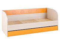 Кровать - диван МДМ-12 Маугли Санти Мебель оранж