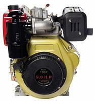 Двигатель дизельный Zubr 186FE (завод TATA)