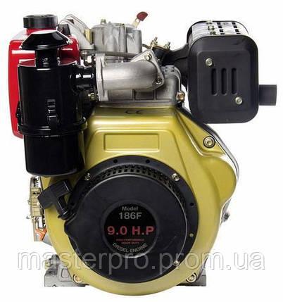 Двигатель дизельный Zubr 186F, фото 2