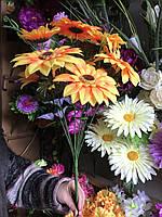 Подсолнухи Искусственные цветы Букеты , фото 1