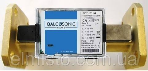 Ультразвуковой фланцевый счетчик воды QALCOSONIC FLOW2 50-15 Dn50 Qn15,0