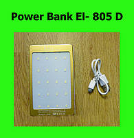 Power Bank El- 805 D