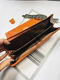 Женский кошелёк из масляной кожи, фото 3
