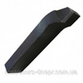 Резец проходной упорный изогнутый 32х20х170 ВК8 СССР