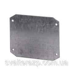 Монтажная пластина 140х115х60, SCAME - ALUBOX