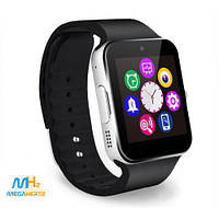 Умные часы Smart Watch GSM Camera GT08 Silver