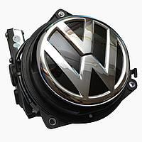 Камера заднего вида Prime-X TR-05 (Volkswagen Golf V, VI, Passat B6 4D, B7 4D, CC) (вместо логотипа)