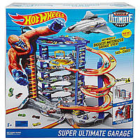 Гараж-гигант Хот Вилс / Hot Wheels The Super Ultimate Garage