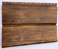 Металлический софит цвет-  Ольха Софит металлический ольха