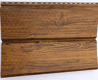 Софит металлический цвет- Золотой дуб  Софит металлический