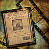 Декор: плакат Гарри Поттер Сириус Орион