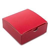 Упаковка универсальная-мини 83*83*30мм Красная