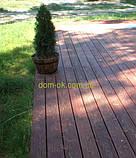 Палубная доска из сибирской лиственницы* 20х120/140 мм, длина 2-6м сорт ЭК, фото 2