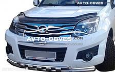Дефлектор капота Great Wall Haval H3 FL 2014-...