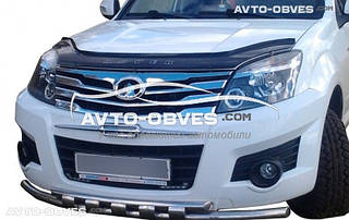 Дефлектор капота Great Wall Haval H3 FL 2014-...