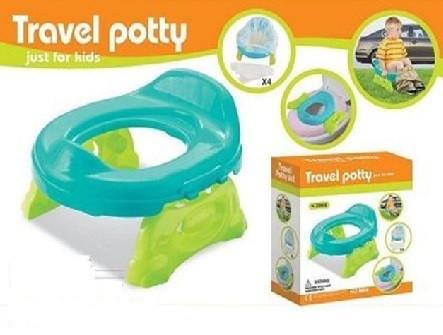 Детский дорожный горшок Travel Potty для мальчика
