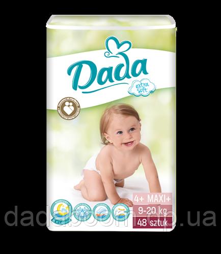 Подгузники (Дада) Dada extra soft 4 +(maxi+) 9-20 кг, цена 225 грн ... 8087cc505c6