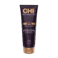 Протеиновая маска для волос CHI Deep Brilliance Deep Protein Masque Strengthening Treatment 230 мл