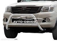 Дуга переднего бампера Toyota Hilux 2006-2011 п.к. RR006