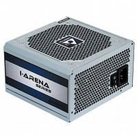 Блок питания Chieftec GPC-400S, ATX 2.3, APFC, 12cm fan, КПД 80%, bulk
