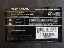 Запчасти к телевизору Thomson 32B2600 (ST3151A05-4-XC-1)