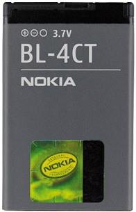 Аккумулятор для мобильных телефонов Nokia BL-4CT