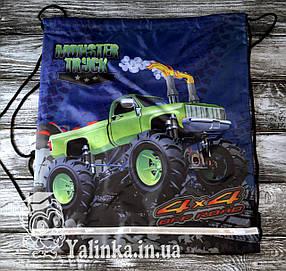 Сумка для обуви Monster truck 555244