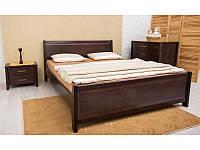 Кровать Сити с филенкой 200*120 бук Олимп, фото 1