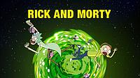 Рик и Морти комиксы
