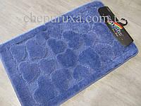 Набор ковриков в ванную и туалет Banyolin 80*50 см