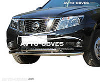 Защитная дуга двойная Nissan Terrano