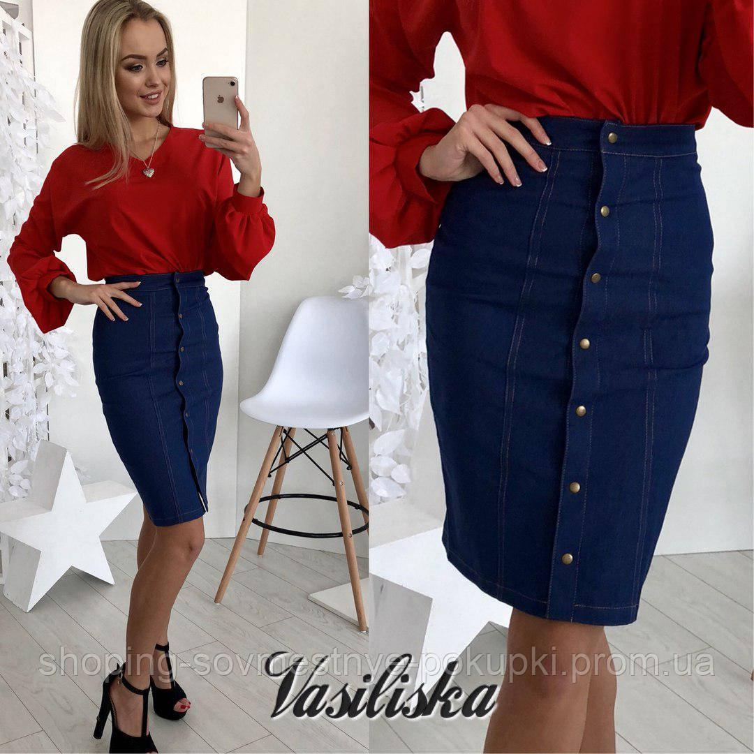 f39aac5d03a Джинсовая юбка высокая посадка купить в Украине