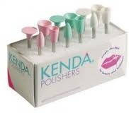 Головка полировочная KENDA,резинка  кенда,Японія,Кендо,Кенда полірувальні резинки Япония,Kendo
