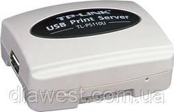 Принт-сервер проводной;  портов USB: 1;  портов LPT: -