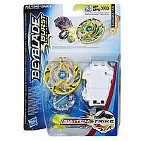 Бейблейд волчок с пусковым устройством Гаруда Beyblade Burst Evolution Switch Strike Garuda G3 оригинал HASBRO