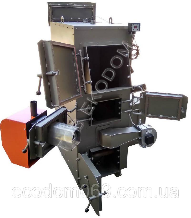 Мощный пиролизный котел DM-STELLA 100 квт. Украина