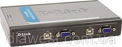 Коммутатор консолей (KVM Switches) D-Link DKVM-4U