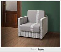 Кресло кровать Книжка  (Киевский стандарт) 820х950h930 (сп.650х1930) мм